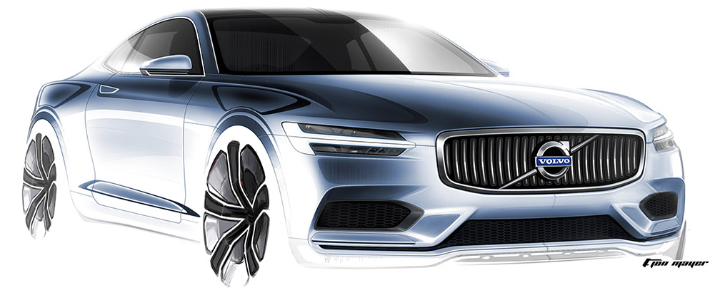 Volvo Sports Car >> Volvo Vice President Of R D Confirms Sports Car And