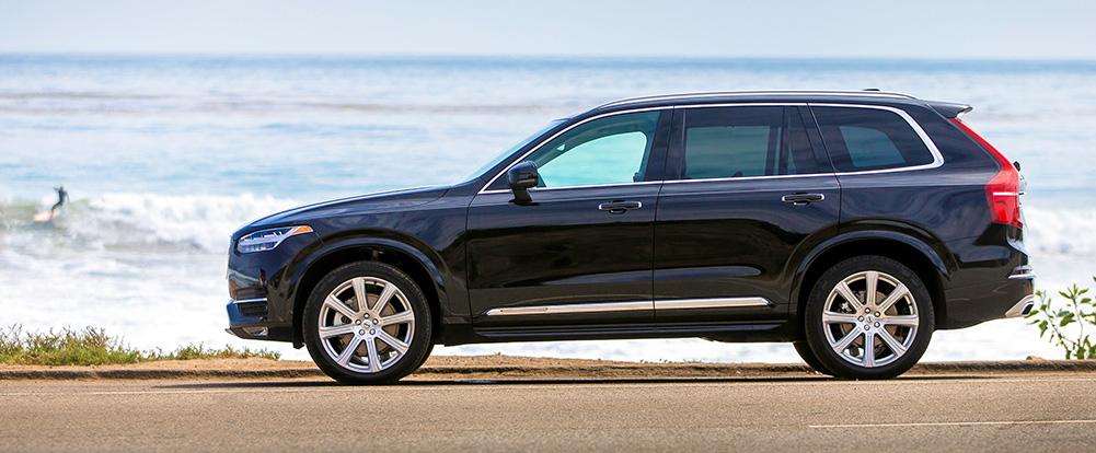 Volvo Cars Reveals New Premium Suv Swedespeed