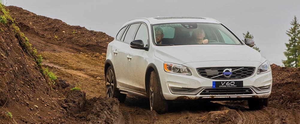 Volvo V60 Win Over Northwestern Media