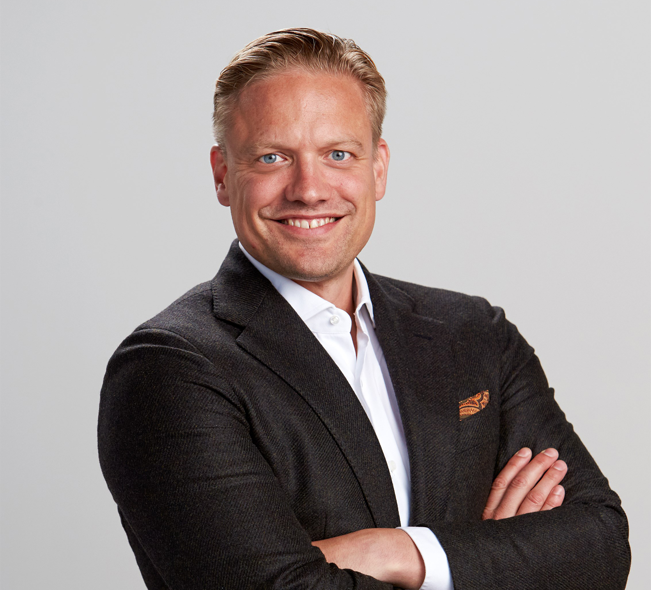Henrik Green – Senior Vice President, Sales & Production Plann