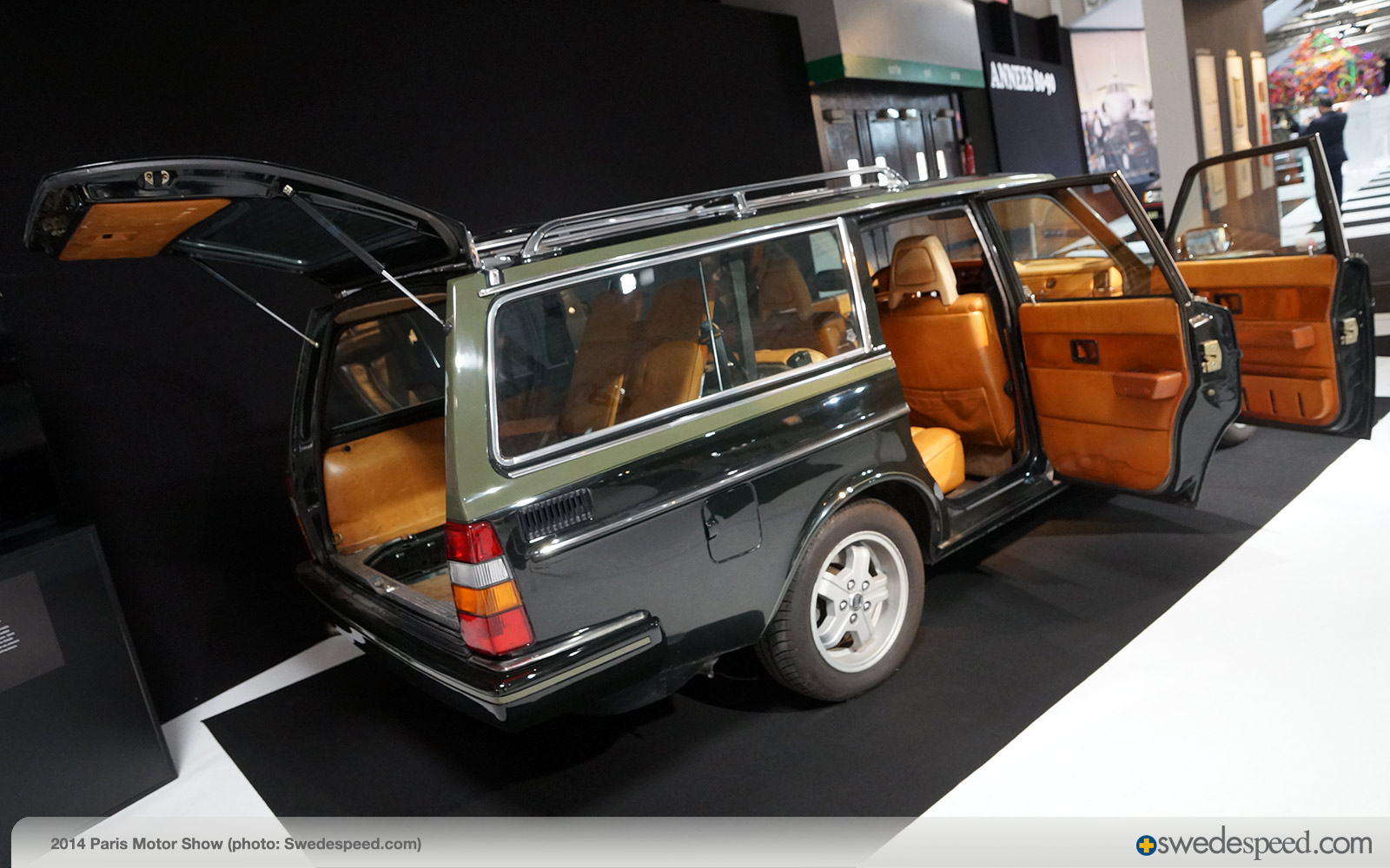 Volvo 245 - excellent station wagon