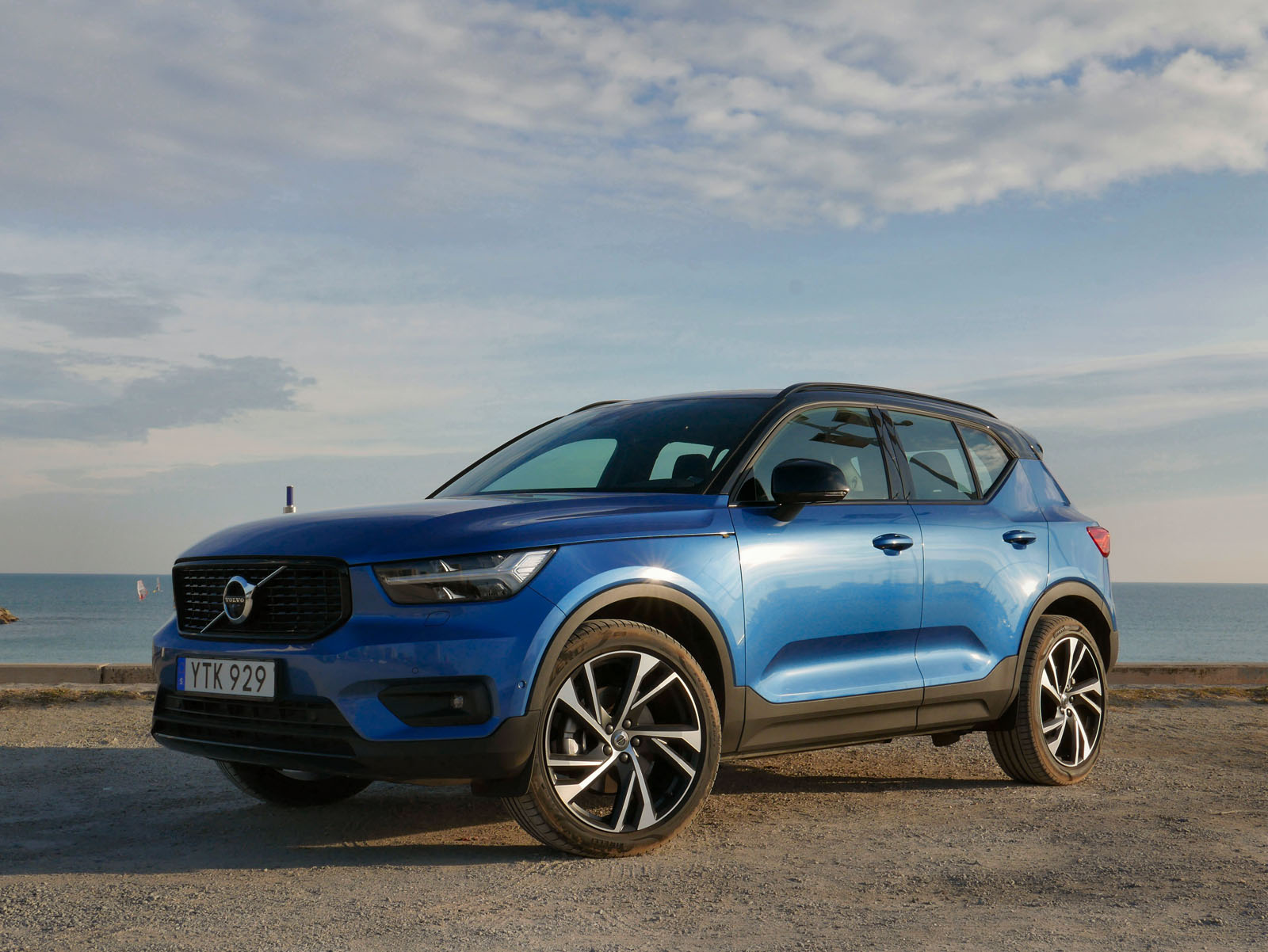 Electric Volvo Xc40 To Debut This Year Swedespeed Volvo Performance Forum
