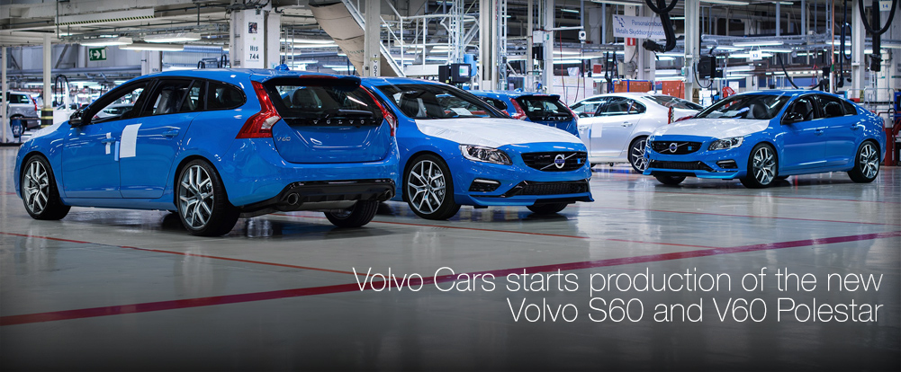 Volvo Sc New Car Plant