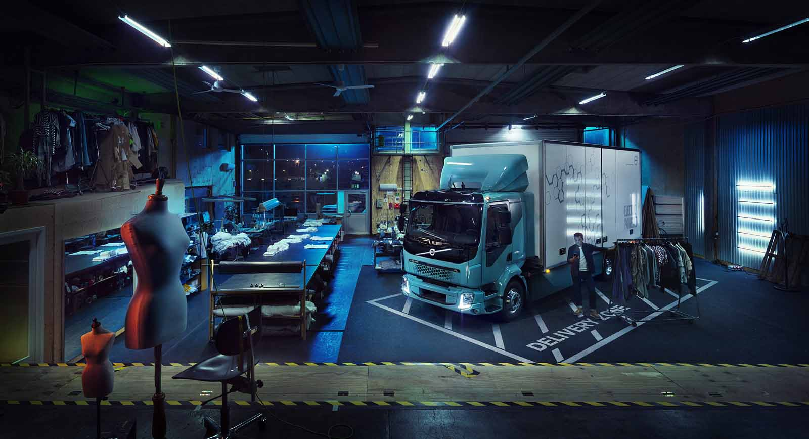 Volvo Trucks Beats Tesla to the Electric Punch - Swedespeed