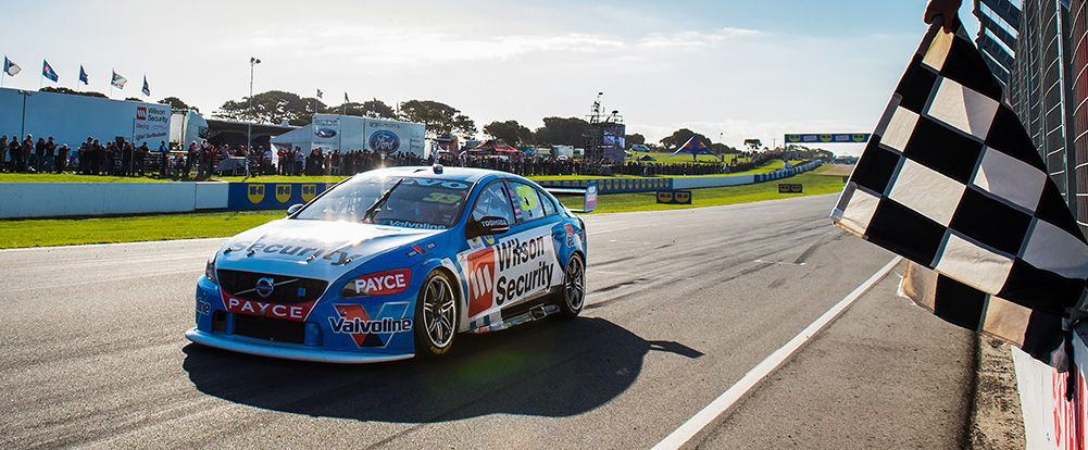 2016 V8 Supercar Championship Round 3. 