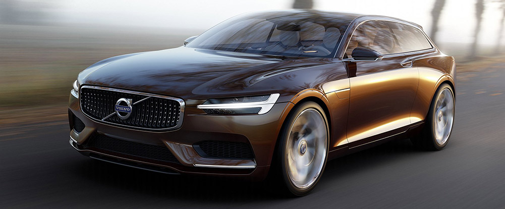 Report: Upcoming S90 to Use Concept Estate Design Language