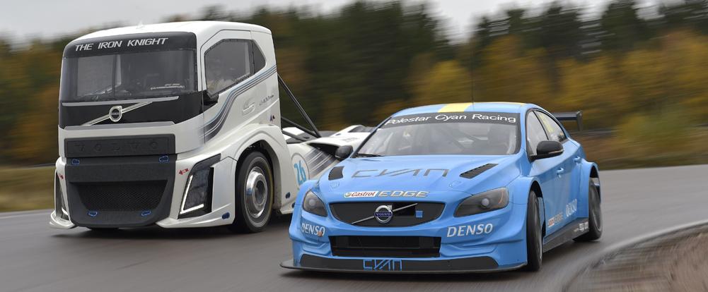 Volvo Racetruck