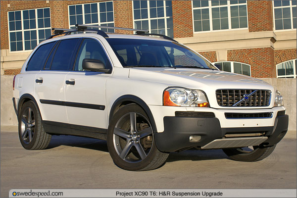 The Volvo Xc90 Is Not Darling Of Tuner World It S A Capable And Attractive Family Hauler To Be Sure But Throngs Autocrossing Enthusiasts Don T