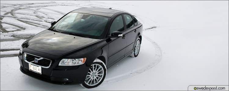 Swedespeed Short Drive: 2010 Volvo S40 2.4i