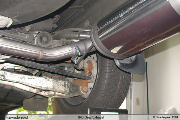 Dual Exhaust Demystified for '98-'00 70-Series AWD