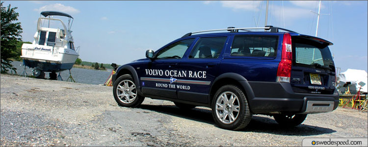 driven 2006 xc70 ocean race edition european spec. Black Bedroom Furniture Sets. Home Design Ideas