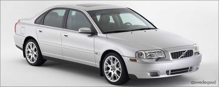 2005 S80 Overview and Details