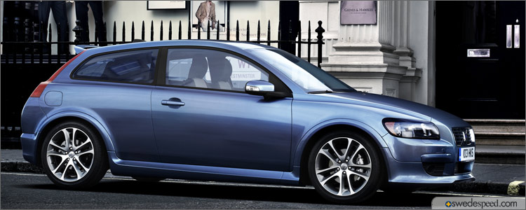 The New Volvo C30 Business And Design