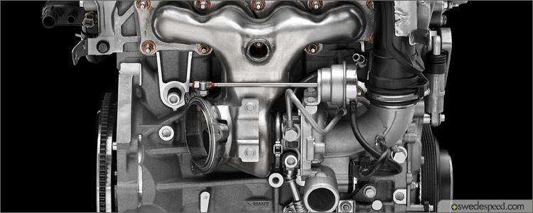 Vwvortex Com Volvo Debuts 203 Hp 2 0 Liter Turbo Coming