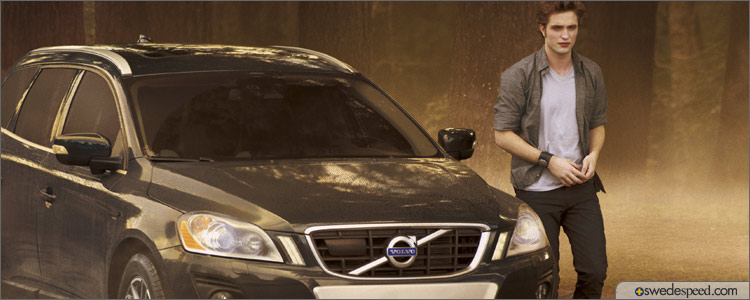"really, volvo? ""twilight"" xc60 replica on hand at la auto show"