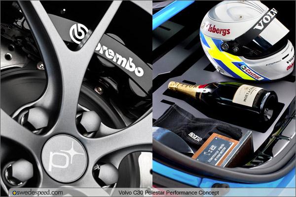 Volvo C30 Pcp. Volvo C30 PCP concept