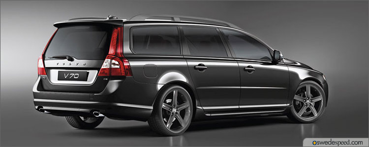 While Volvo Us Kills V70 Volvo Switzerland Teams With Heico Sportiv On A Cool One