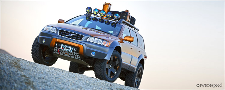 Volvo Xc70 All Terrain Features Full Compliment Of Safety