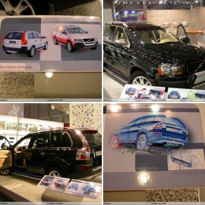 Events Coverage Industry Shows Frankfurt IAA 2003 Event Photos - Aftermarket