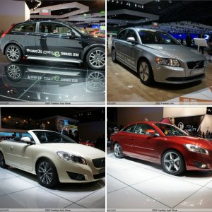 Events Coverage Industry Shows Frankfurt IAA 2009 Event Photos - Volvo