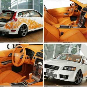 Events Coverage Industry Shows Frankfurt IAA 2007 Volvo C30 by Heico Sportiv